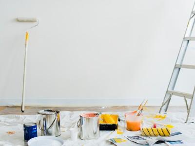 Подготовка основания под покраску